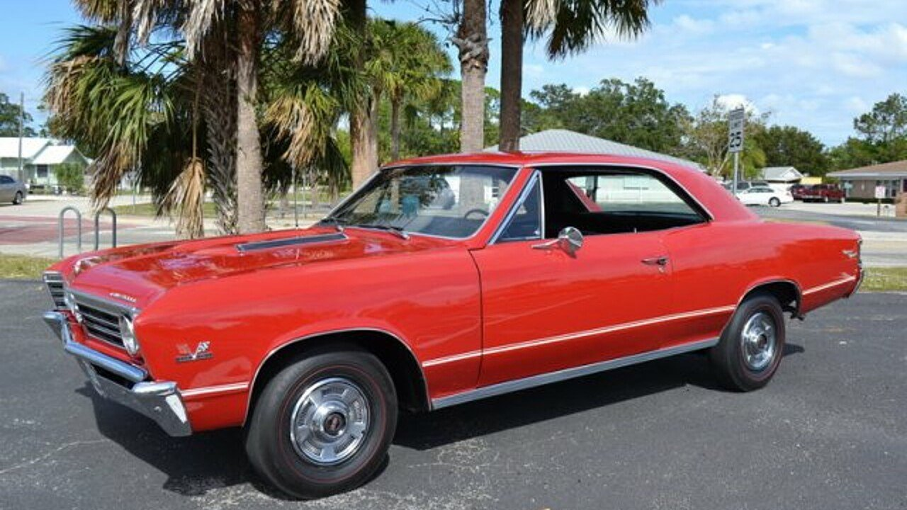 1967 Chevrolet Chevelle for sale near Englewood, Florida 34223 ...