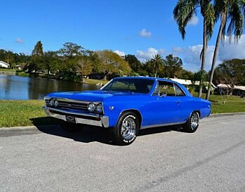 1967 Chevrolet Chevelle for sale 100940240