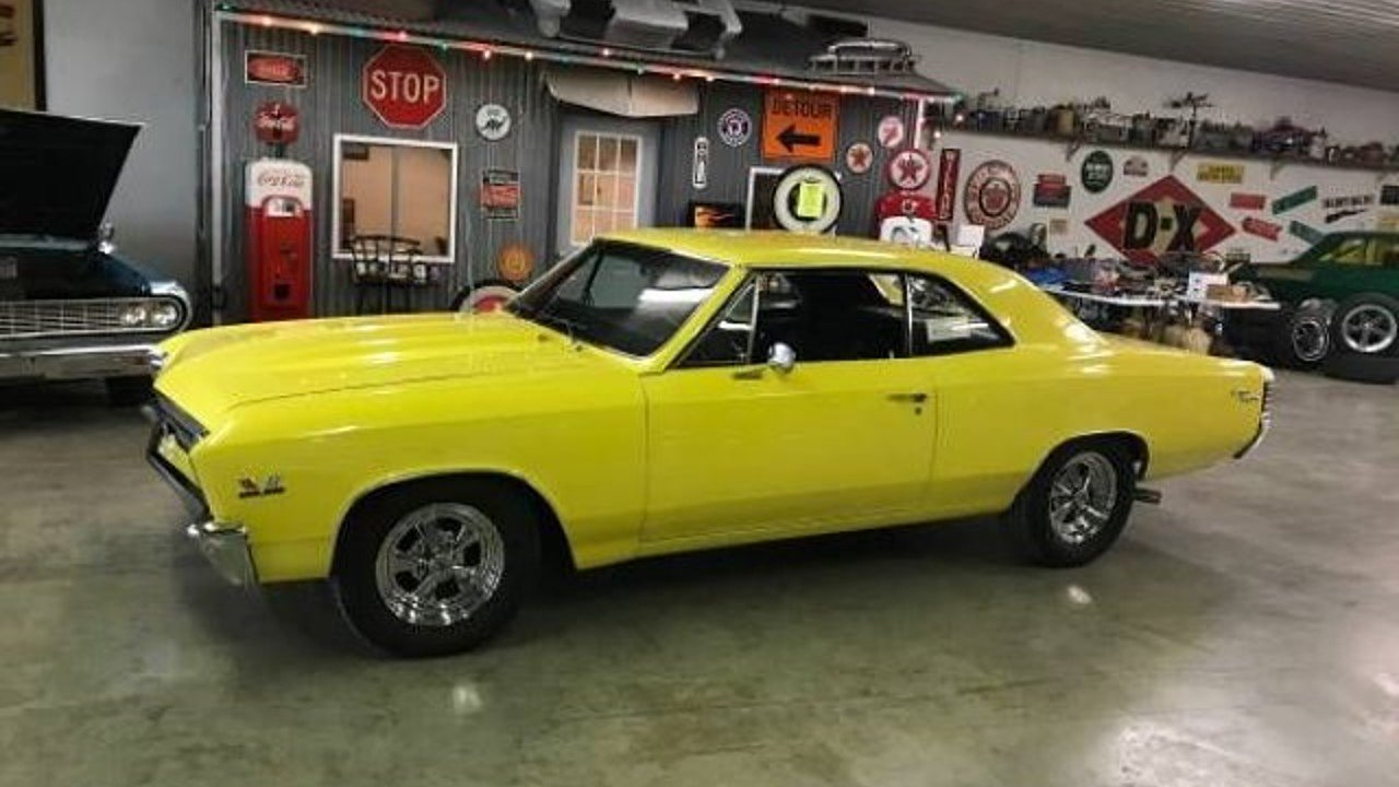 1967 Chevrolet Chevelle for sale 100945031