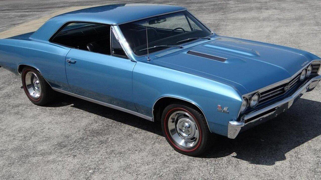 1967 Chevrolet Chevelle for sale near Dallas, Texas 75206 ...
