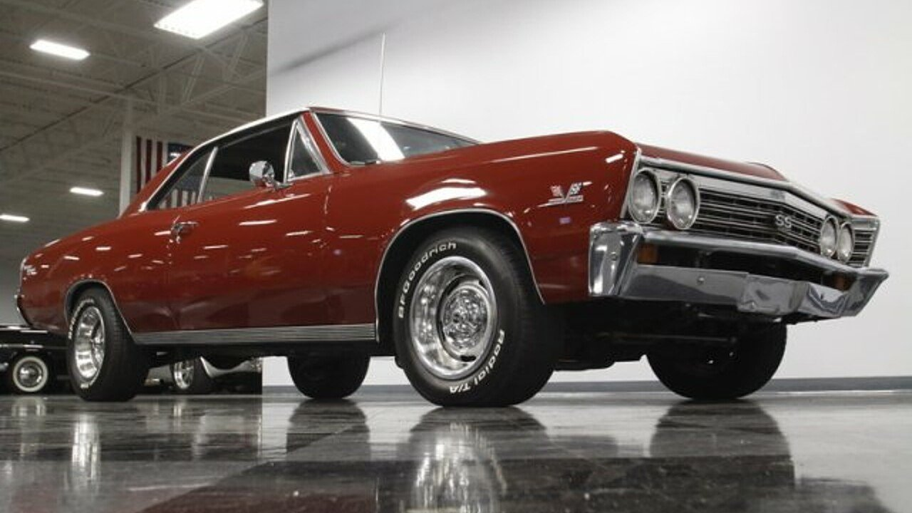 1967 Chevrolet Chevelle SS for sale near Concord, North Carolina ...