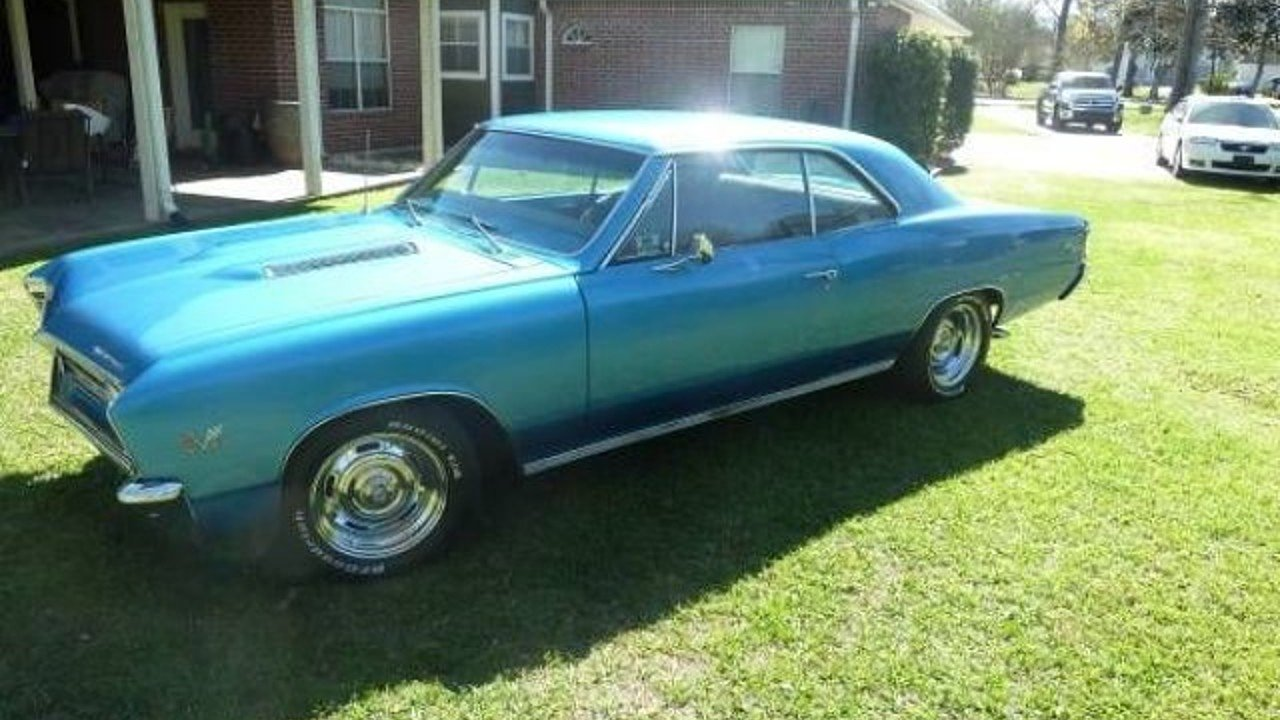 1967 Chevrolet Chevelle SS for sale 100962268