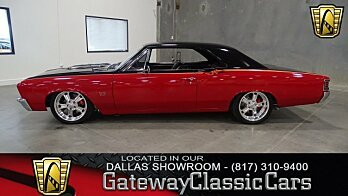 1967 Chevrolet Chevelle SS for sale 100963473