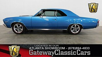 1967 Chevrolet Chevelle SS for sale 100963737