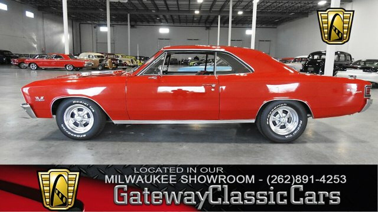 1967 Chevrolet Chevelle for sale 100964662