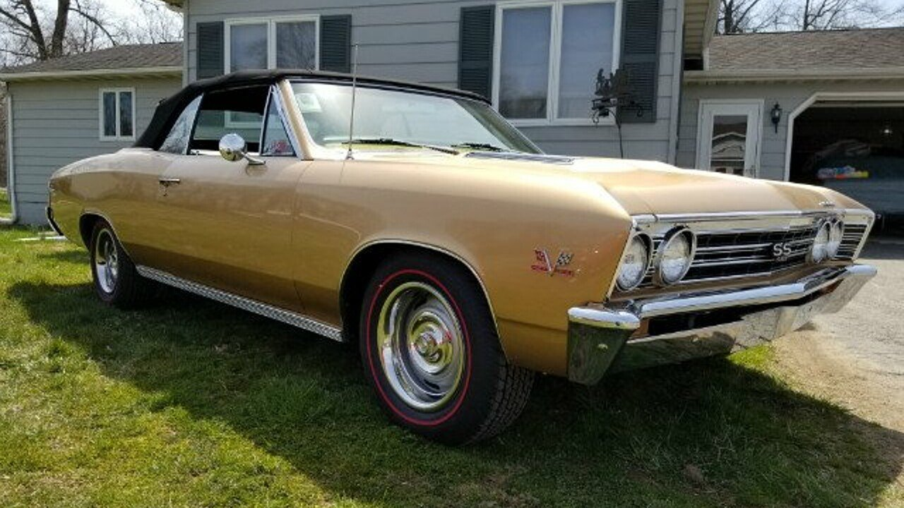 1967 Chevrolet Chevelle for sale near Linthicum, Maryland 21090 ...