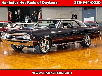 1967 Chevrolet Chevelle SS for sale 100981717