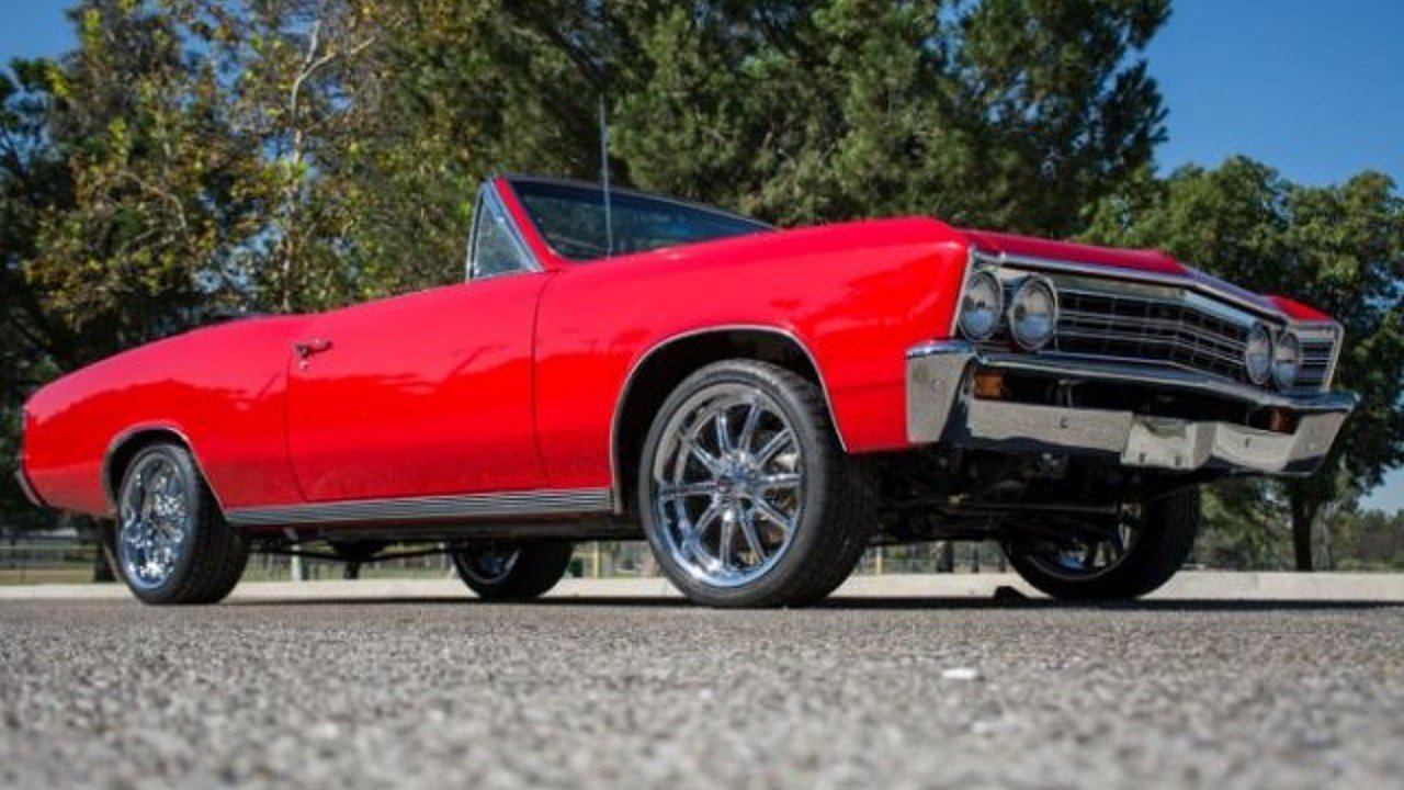 1967 Chevrolet Chevelle for sale 101014648
