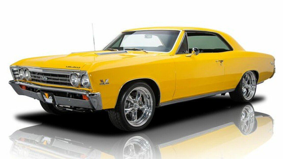 1967 Chevrolet Chevelle for sale 101034981