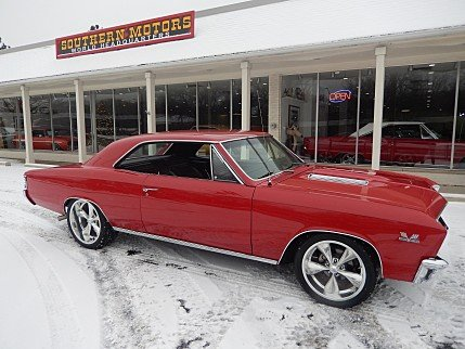 1967 Chevrolet Chevelle for sale 100931101