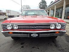 1967 Chevrolet Chevelle for sale 100957694