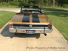 1967 Chevrolet Chevelle SS for sale 100722261