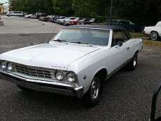 1967 Chevrolet Chevelle for sale 100780366