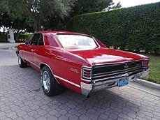 1967 Chevrolet Chevelle for sale 100828447