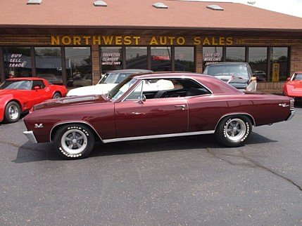 1967 Chevrolet Chevelle for sale 100873416