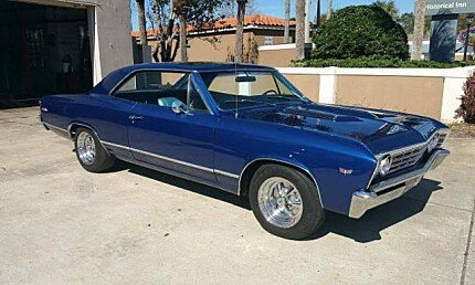 1967 Chevrolet Chevelle for sale 100885660