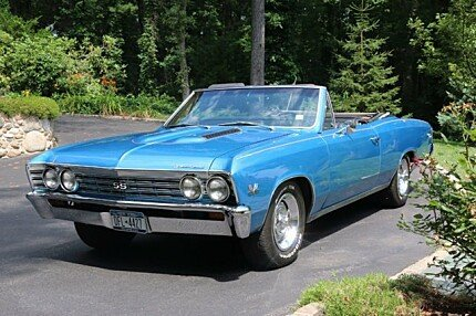 1967 Chevrolet Chevelle for sale 100887392