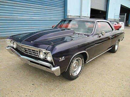 1967 Chevrolet Chevelle for sale 100891592