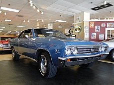 1967 Chevrolet Chevelle for sale 100892608