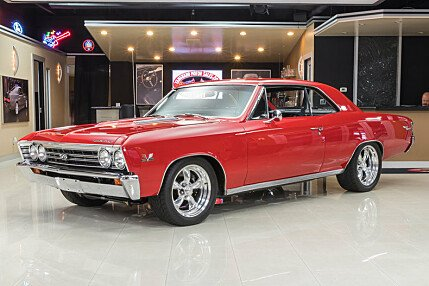 1967 Chevrolet Chevelle for sale 100893447