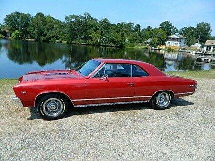 1967 Chevrolet Chevelle for sale 100899418