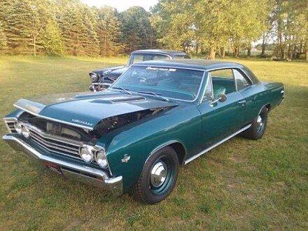1967 Chevrolet Chevelle for sale 100904638