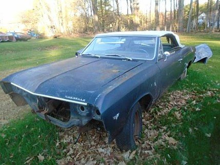 1967 Chevrolet Chevelle for sale 100906553
