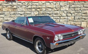 1967 Chevrolet Chevelle for sale 100911230