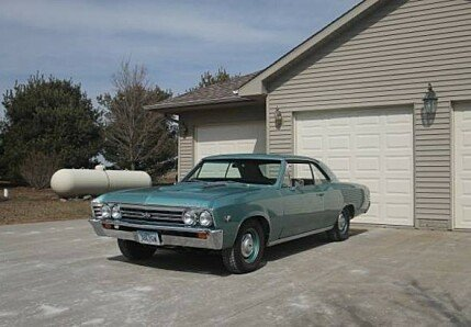 1967 Chevrolet Chevelle for sale 100915291
