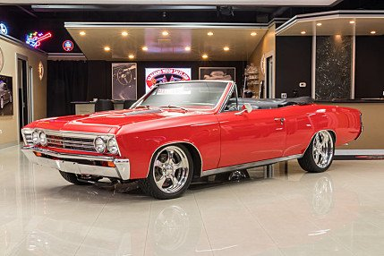 1967 Chevrolet Chevelle for sale 100923382