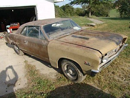 1967 Chevrolet Chevelle for sale 100923605