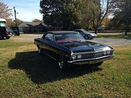 1967 Chevrolet Chevelle for sale 100926091
