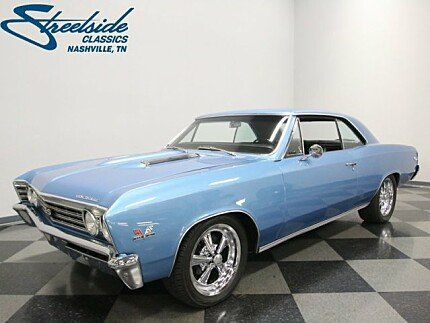 1967 Chevrolet Chevelle for sale 100930561