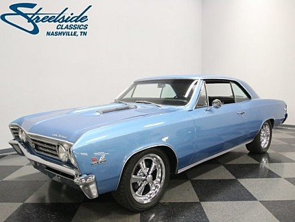 1967 Chevrolet Chevelle for sale 100947729