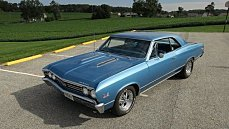 1967 Chevrolet Chevelle SS for sale 100951936