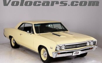 1967 Chevrolet Chevelle SS for sale 100953517