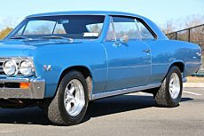 1967 Chevrolet Chevelle SS for sale 100960612