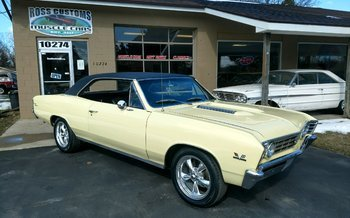 1967 Chevrolet Chevelle SS for sale 100974996