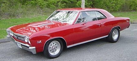 1967 Chevrolet Chevelle for sale 100977760