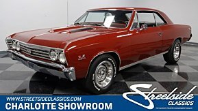 1967 Chevrolet Chevelle SS for sale 100978172