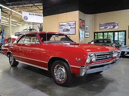 1967 Chevrolet Chevelle for sale 100985630