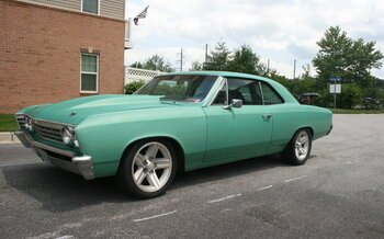 1967 Chevrolet Chevelle SS for sale 100996656