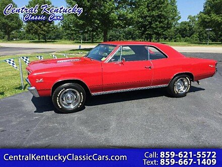 1967 Chevrolet Chevelle for sale 100996970