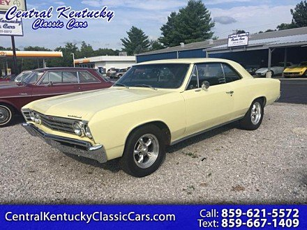 1967 Chevrolet Chevelle for sale 101005452