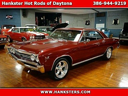 1967 Chevrolet Chevelle for sale 101013400