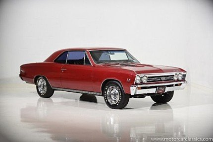 1967 Chevrolet Chevelle for sale 101021994