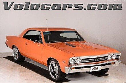 1967 Chevrolet Chevelle for sale 101026057