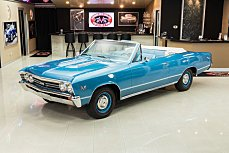 1967 Chevrolet Chevelle for sale 101042645