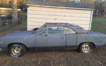 1967 Chevrolet Chevelle for sale 101046108
