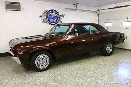 1967 Chevrolet Chevelle for sale 101049126